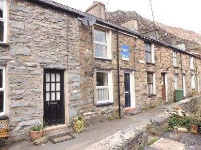 House for sale in Barlwyd Terrace, Tanygrisiau, Blaenau Ffestiniog, Gwynedd, LL41