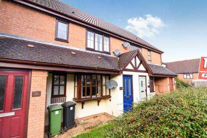 1 Bedroom Flat for sale in Vetch Field Avenue, Lyppard Bourne, Worcester, Worcestershire