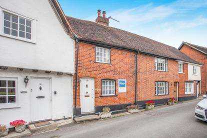 2 Bedrooms Terraced House for sale in Castle Hedingham, Essex