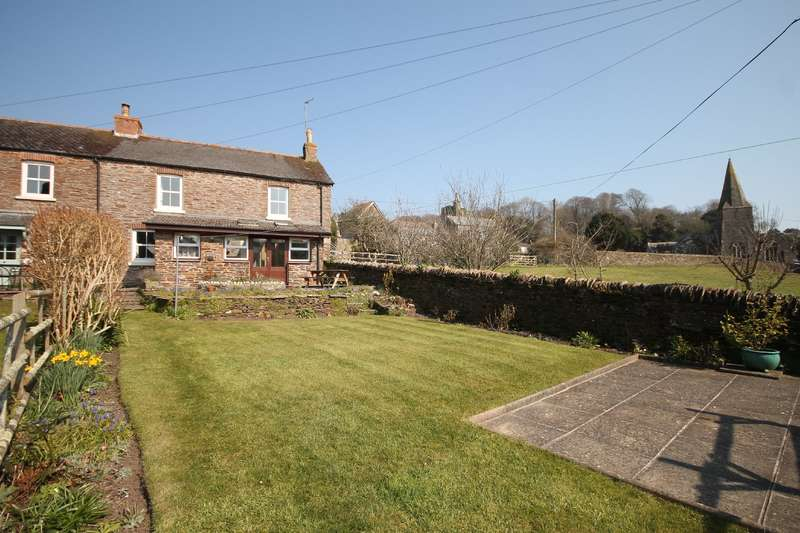 3 Bedrooms Terraced House for sale in Fuchsia Cottage, South View Terrace, Slapton