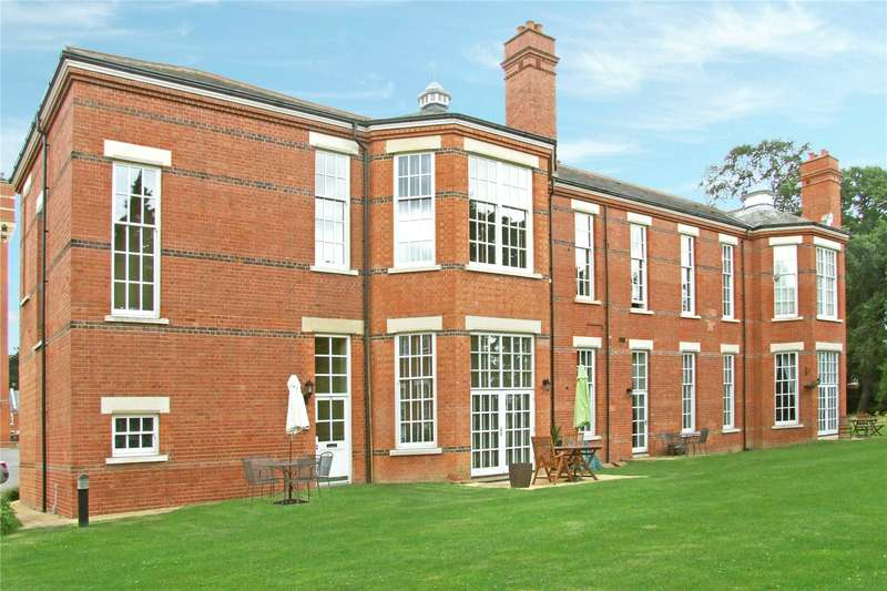 2 Bedrooms Flat for sale in Logan Court, Beningfield Drive, St. Albans, Hertfordshire, AL2
