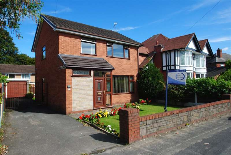 3 Bedrooms Property for sale in Higher Knutsford Road, Stockton Heath, WARRINGTON, WA4