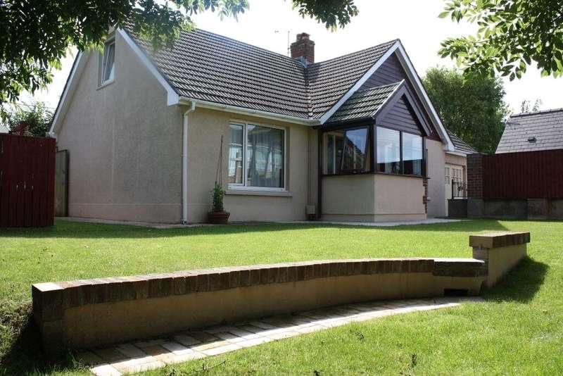 4 Bedrooms Detached House for sale in Hillcrest, The Green, Hundleton, Pembroke