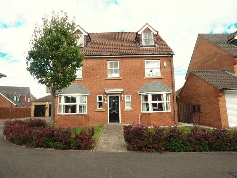 6 Bedrooms Detached House for sale in Yeldon Close, Sunderland