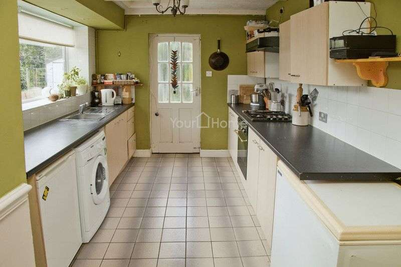3 Bedrooms Terraced House for sale in Cheviot Street, Monks Road, Lincoln. LN2 5JD