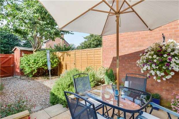 2 Bedrooms Terraced House for sale in Hobbs Close, OX14 3UX