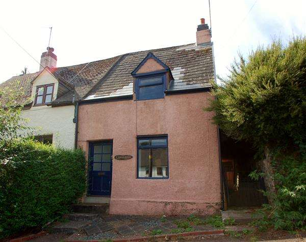 2 Bedrooms Semi Detached House for sale in LOWER CROSS, CLEARWELL