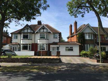 3 Bedrooms Semi Detached House for sale in Wake Green Road, Moseley, Birmingham, West Midlands