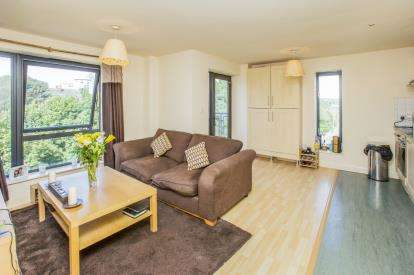 1 Bedroom Flat for sale in North Point, 110 North Street, Leeds, West Yorkshire