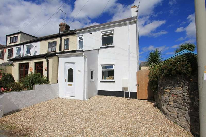 2 Bedrooms Cottage House for sale in Gestridge Road, Kingsteignton