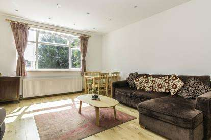 2 Bedrooms Flat for sale in Woodside Park Road, Woodside Park, London