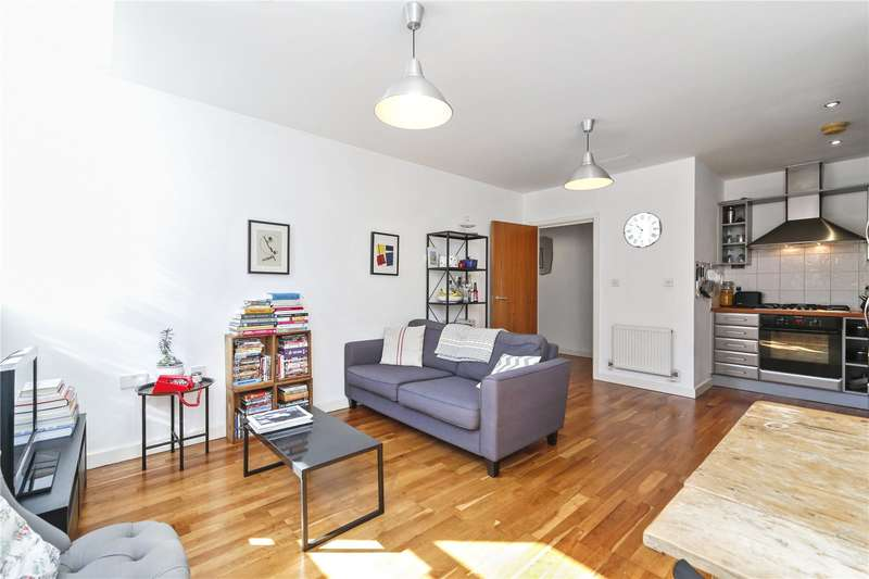 2 Bedrooms Flat for sale in Anlaby House, 37 Boundary Street, E2
