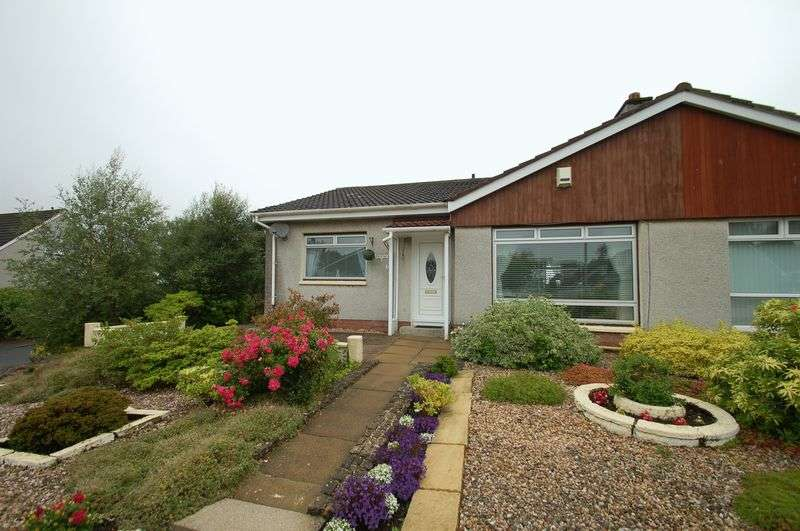 3 Bedrooms Semi Detached Bungalow for sale in Lythgow Way, Lanark