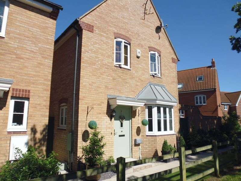 3 Bedrooms Detached House for sale in Tall Pines Road, Witham St. Hughs