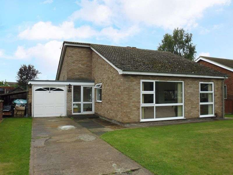 4 Bedrooms Detached Bungalow for sale in Martin Close, Skellingthorpe, Lincoln