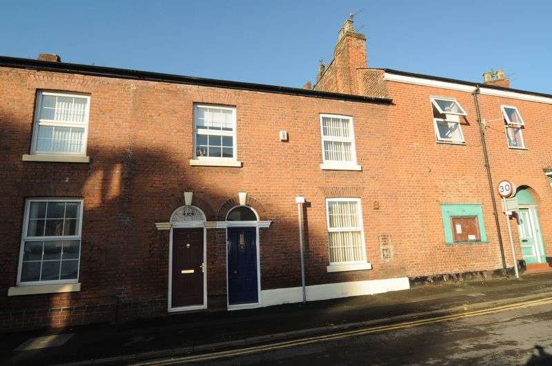 2 Bedrooms House for sale in Allen Street, Town Hill, Warrington