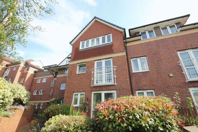 1 Bedroom Flat for sale in WARWICK AVENUE, DERBY