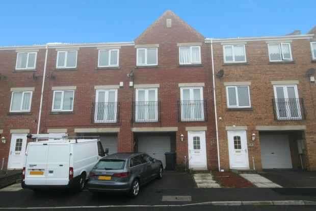 4 Bedrooms Terraced House for sale in Ashwood Meadows, Peterlee, Durham, SR8 4BF