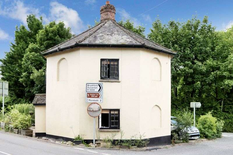2 Bedrooms Detached House for sale in The Round House, Exebridge