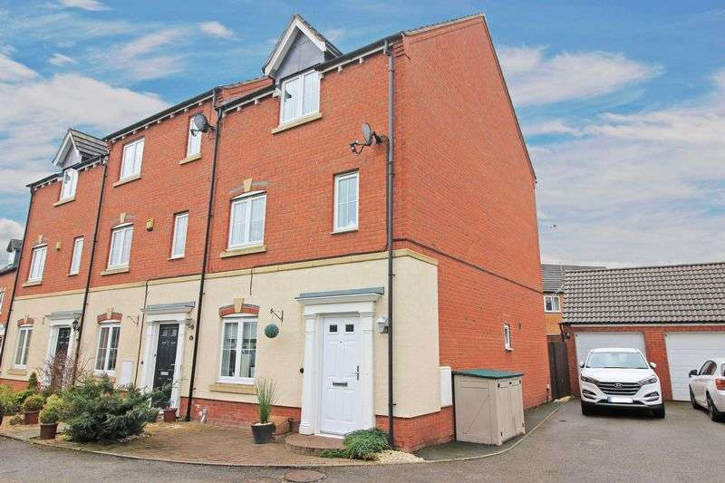 4 Bedrooms House for sale in Weaver Close, Oswestry