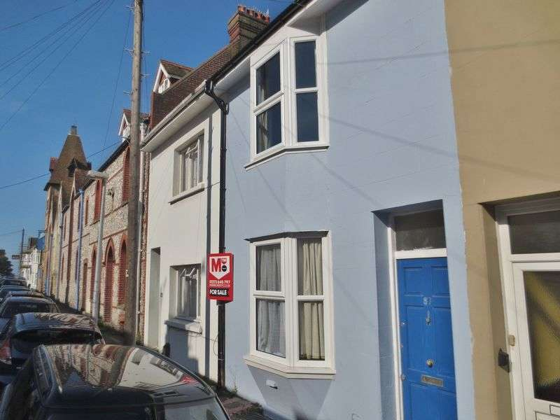 4 Bedrooms Terraced House for sale in Washington Street, Brighton