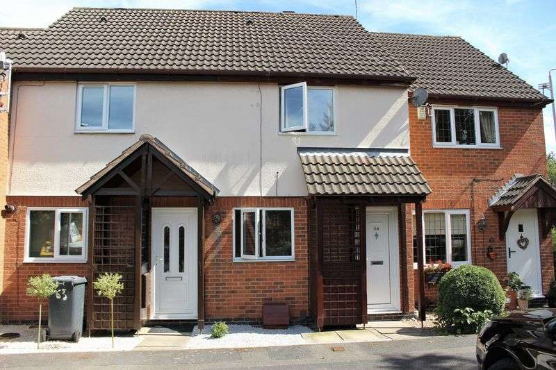 2 Bedrooms Terraced House for sale in Herons Court, West Bridgford