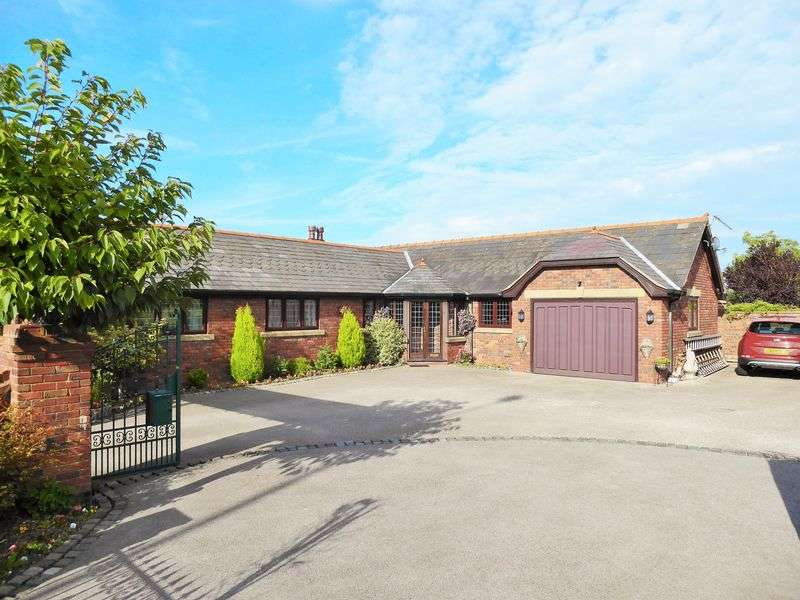 3 Bedrooms Detached Bungalow for sale in Liverpool Road, Sollon, Preston