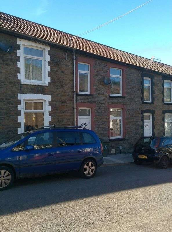 3 Bedrooms Terraced House for sale in 36, Phillip Street, Pontypridd, CF37 1LY