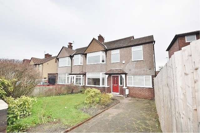 4 Bedrooms House for sale in Claremount Road, Wallasey