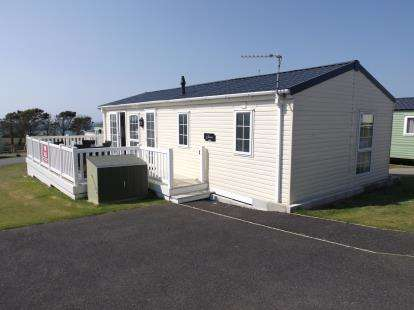 2 Bedrooms Mobile Home for sale in Newquay