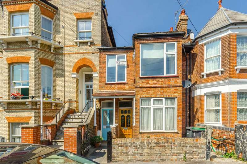 2 Bedrooms Flat for sale in Barnard Hill, Harringay, N10
