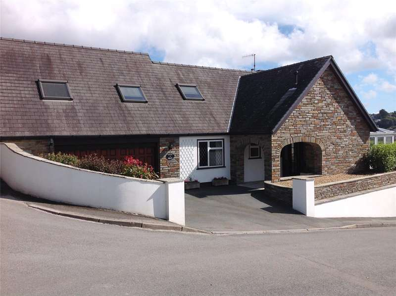 4 Bedrooms Detached House for sale in Watch Below, Ridgeway Close, Saundersfoot, Pembrokeshire