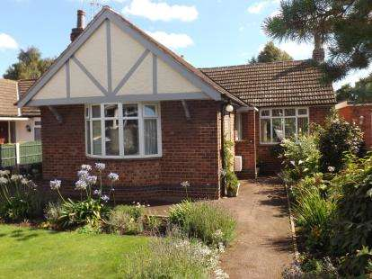 2 Bedrooms Bungalow for sale in Adbolton Grove, West Bridgford, Nottingham, Nottinghamshire