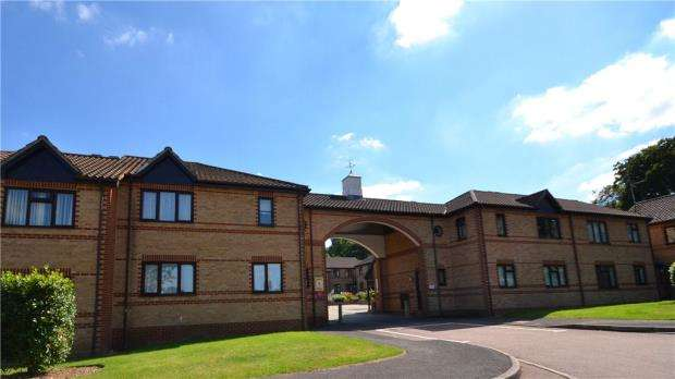 2 Bedrooms Maisonette Flat for sale in Gershwin Court, Basingstoke, Hampshire