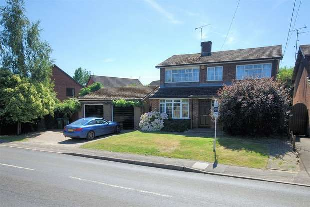 4 Bedrooms Detached House for sale in Brook End, Weston Turville, Buckinghamshire
