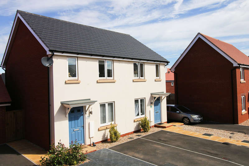 3 Bedrooms Semi Detached House for sale in Farm Park, Cranbrook
