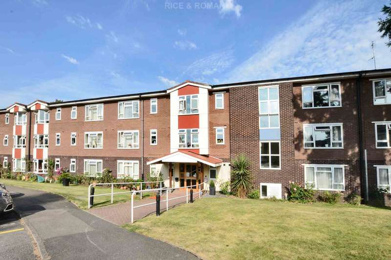 2 Bedrooms Retirement Property for sale in The Firs, Firs Close, Claygate