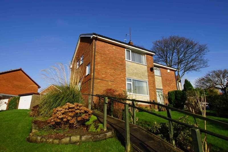 3 Bedrooms Semi Detached House for sale in Douglas Avenue, Horwich