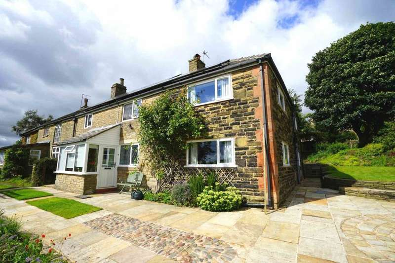 4 Bedrooms Semi Detached House for sale in Rose Cottage, Horwich
