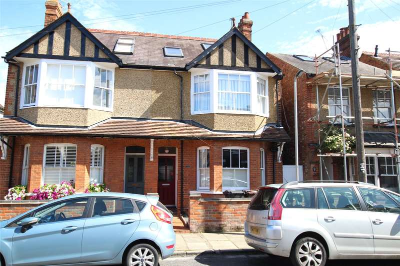 5 Bedrooms Semi Detached House for sale in Sandfield Road, St. Albans, Hertfordshire, AL1