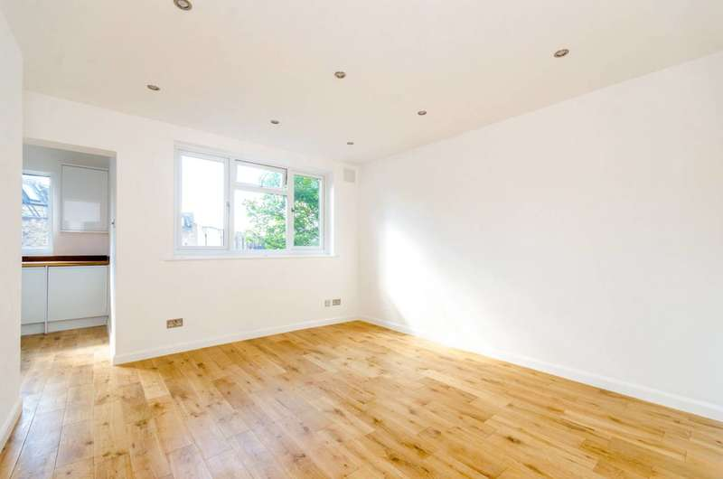 2 Bedrooms Flat for sale in Fernhead Road, Maida Vale, W9