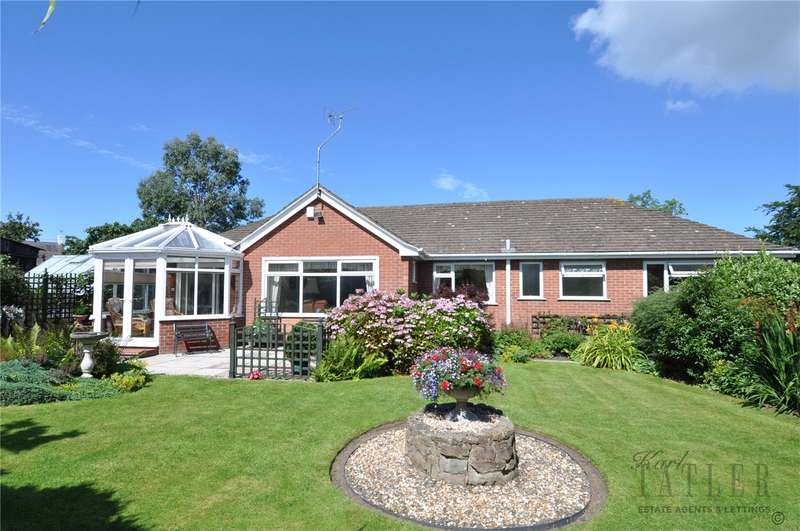 3 Bedrooms Detached Bungalow for sale in Frankby Road, Frankby, Wirral