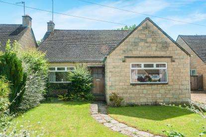 3 Bedrooms Bungalow for sale in Letch Hill Drive, Bourton-on-the-Water, Cheltenham
