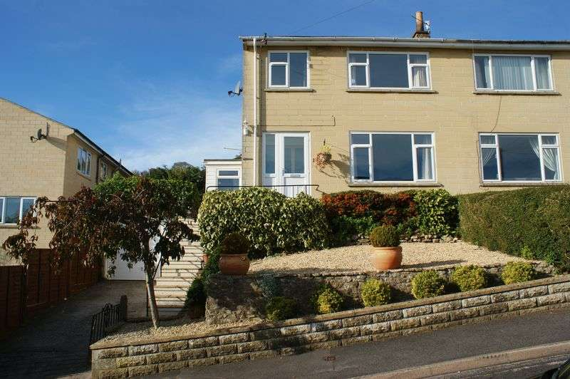 3 Bedrooms Semi Detached House for sale in 1 Ullswater Drive, Fairfield Park, Bath, BA1 6NP. OPEN HOUSE SATURDAY 10TH SEPTEMBER 9:45 - 10:45