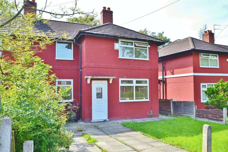 3 Bedrooms Semi Detached House for sale in Wentworth Avenue, Salford