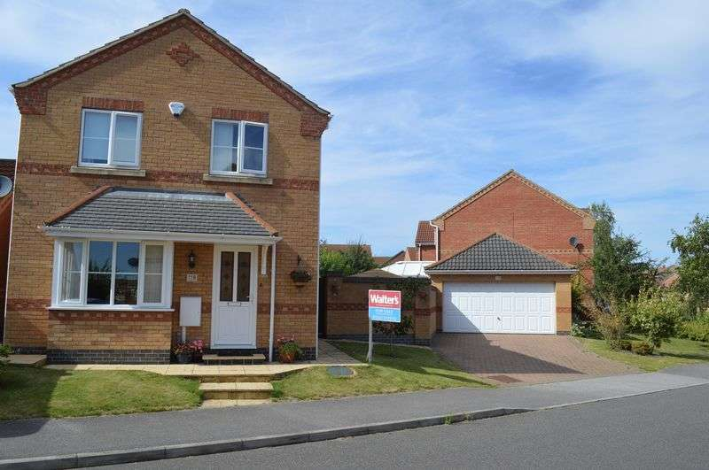 4 Bedrooms Detached House for sale in Lady Meers Road, CHERRY WILLINGHAM