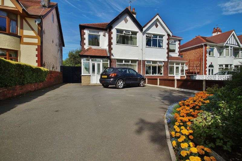 3 Bedrooms Semi Detached House for sale in Preston New Road, Southport