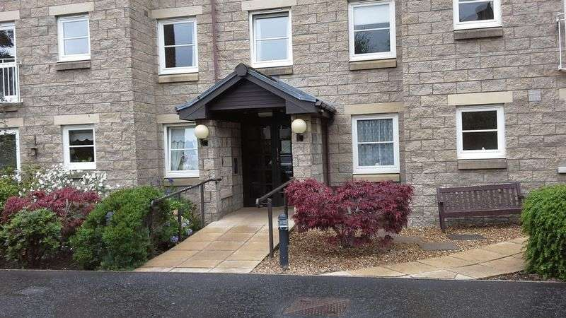 1 Bedroom Retirement Property for sale in 14 Dalblair Court, Ayr, KA7 1UJ