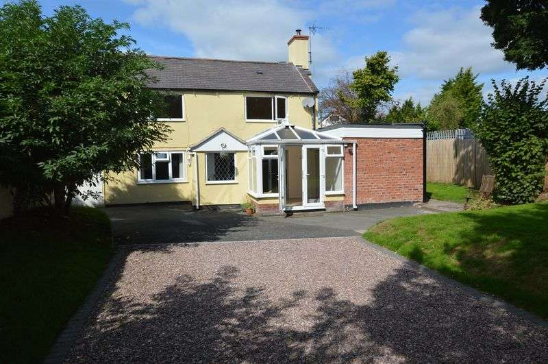 3 Bedrooms Semi Detached House for sale in The Willow, Buckley