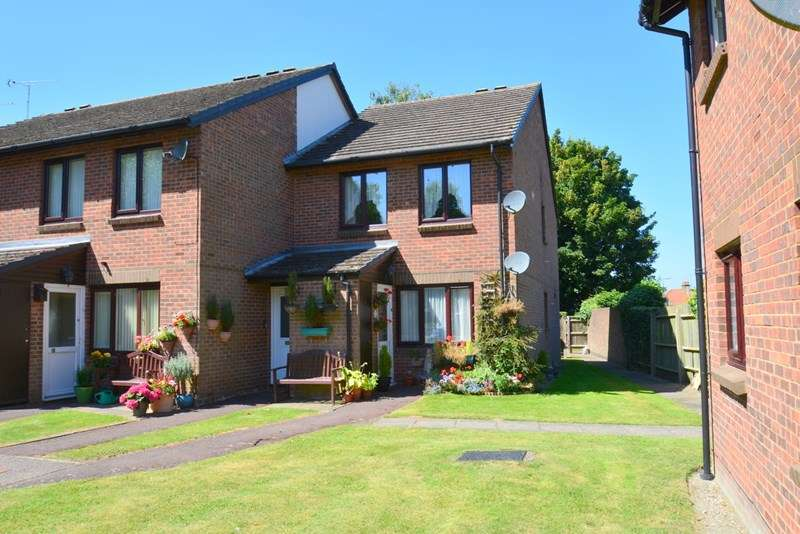 1 Bedroom Retirement Property for sale in Oak Close (Priory Park), Dunstable, LU5 4BL
